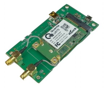 Connected IO LT1002S 4G LTE Embedded M2M Modem